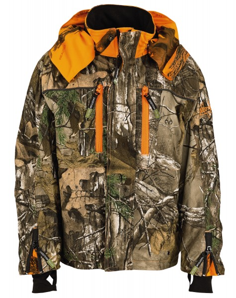 Jacke Trapper Junior