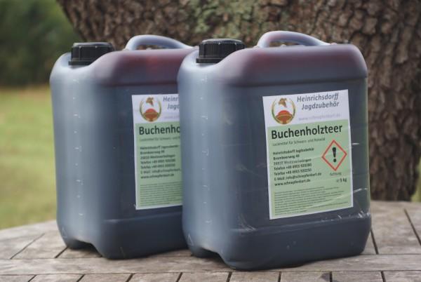 Buchenholzteer