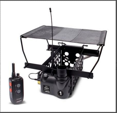 Dogtra QL1 Taubenwerfer-System
