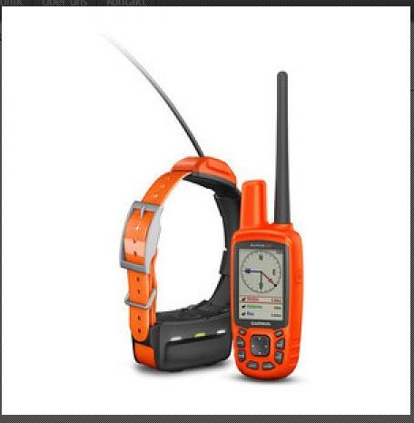 Garmin Alpha 50 Bundle mit T5 GPS Ortungsgerät
