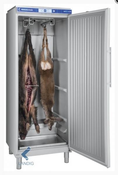 Wildkühlschrank LU 9000 Premium 5. Generation Silbermetallic