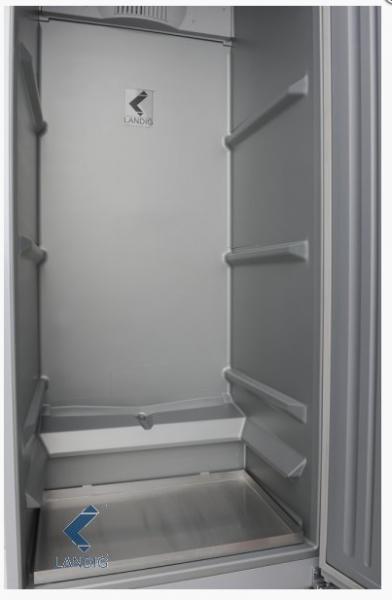 Wildkühlschrank LU 9000 Premium 5. Generation Edelstahl