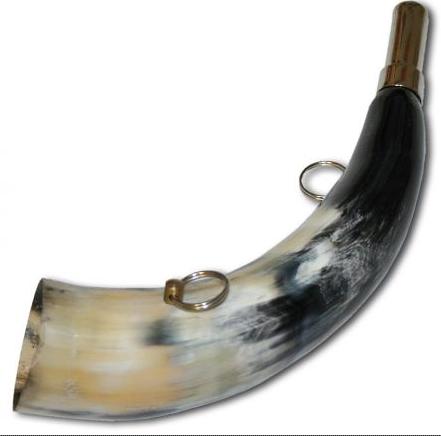 Signal-Büffelhorn