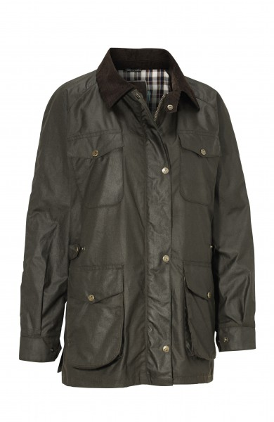 1919 Waxed W Jacket