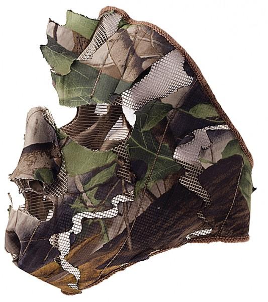 Blätter-Camo-Maske Wood™