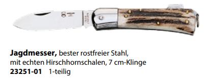 Jagdmesser
