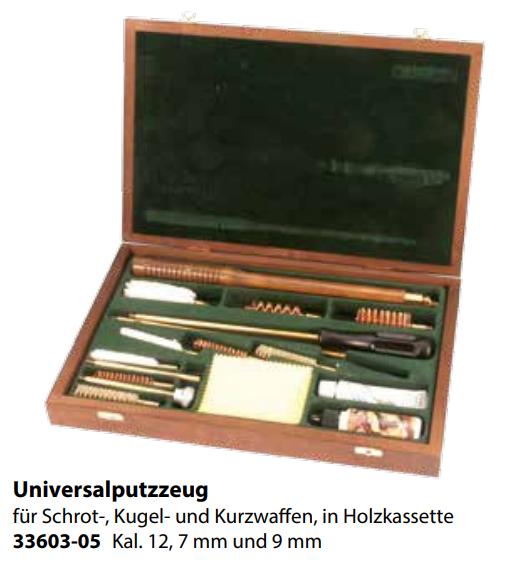 Universalputzzeug