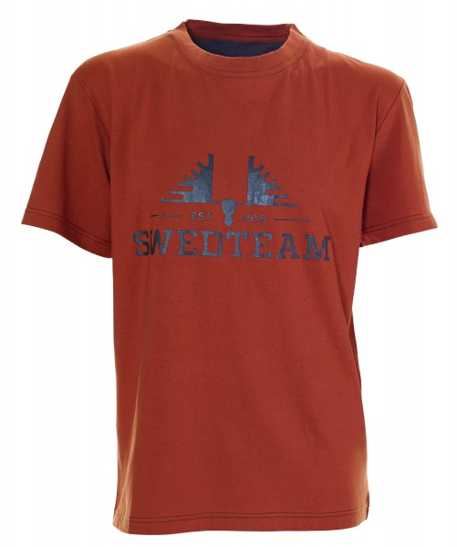 T-shirt Swedteam Orange