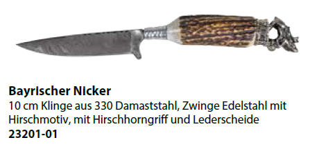 Bayrischer Nicker