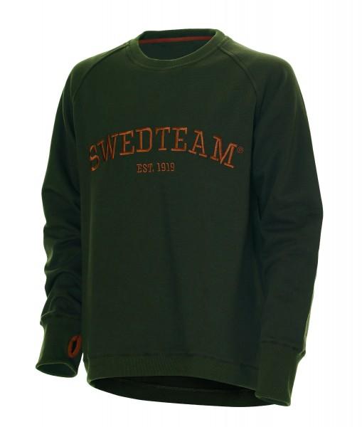 Sweater Lakeside Grün