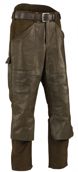 Elk Leather M D-Size Trousers