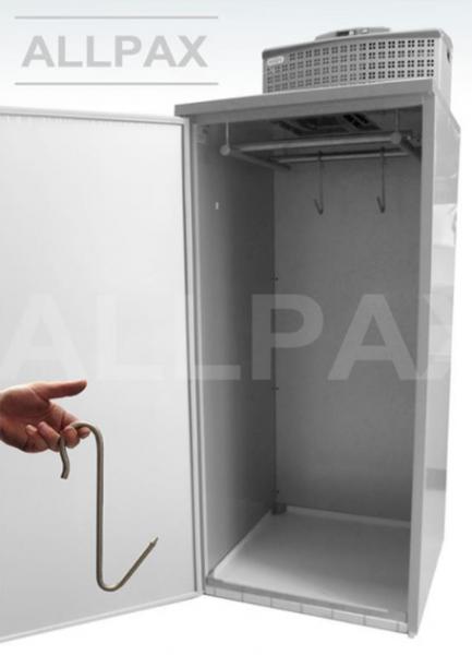 Kühlzelle für Wild inkl. Power Aggregat
